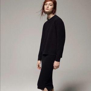 Aritzia Skirts - Aritzia le fou sweater skirt size xs